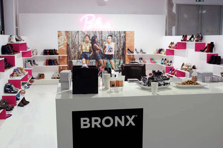 blink & bronx shoes BBB 2013