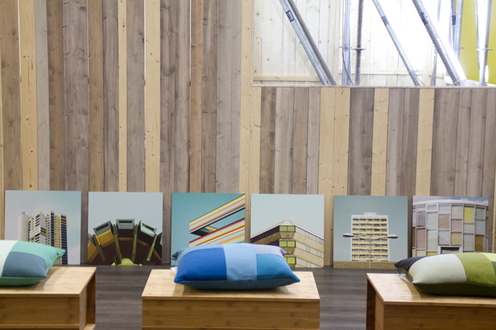 Domotex, Deutsche Messe, Booth Design, Instinkte, Interior, January 2013