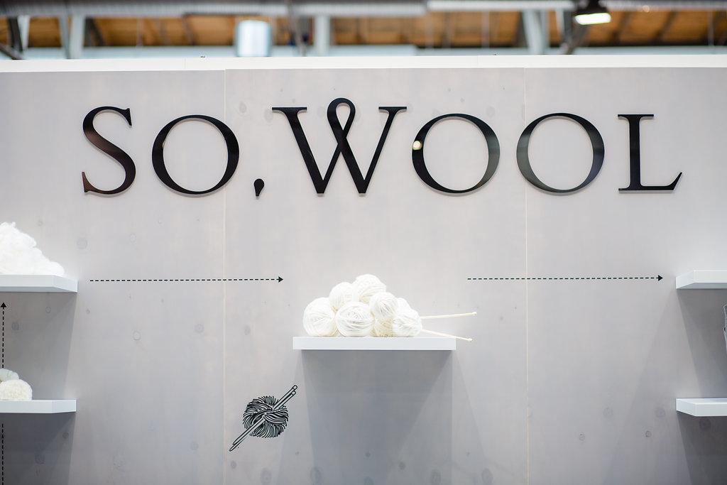 So Wool Fashion Week Premium Seoul Messestand