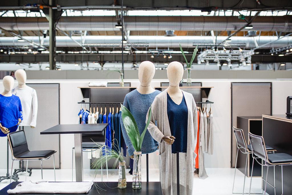 Eisbär Berlin Fashion Week Premium Messestand