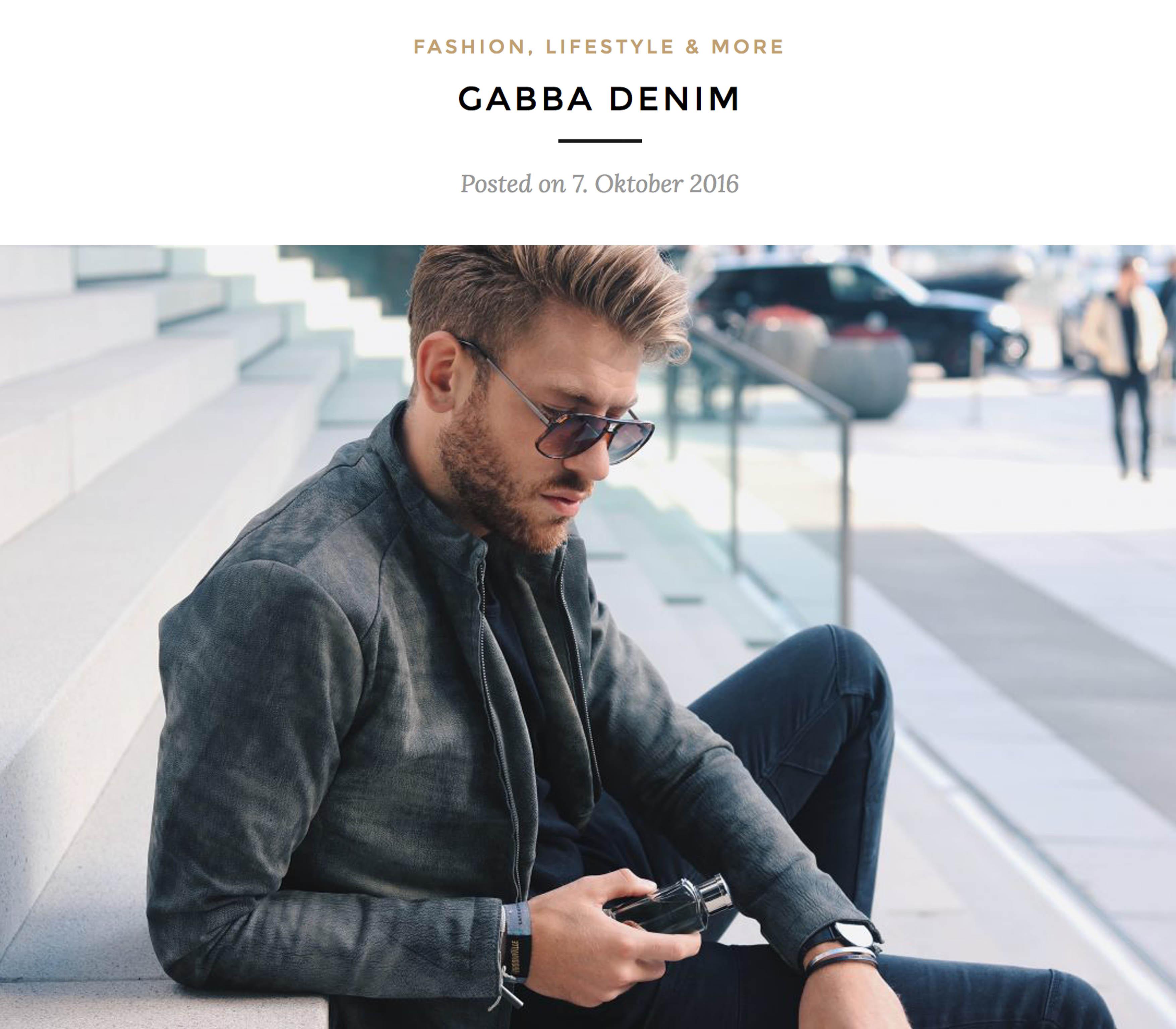 Gabba Denim Fashion Streetstyle Streetshoot Lederjacke