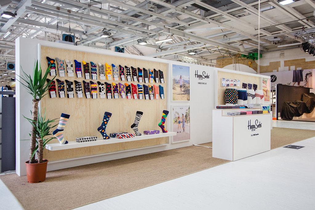 Happy_Socks_Trade_Booth_FashionWeek_Summer_2016