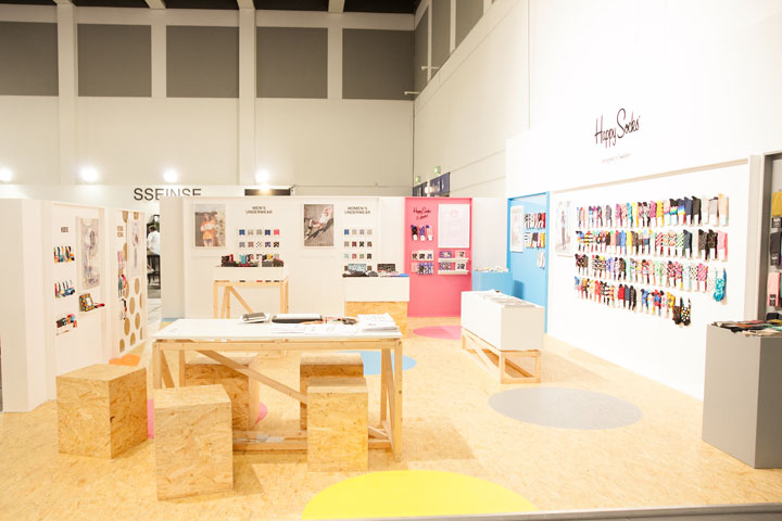 Berlin, Fashion Week, 2018, Panorma, Happy Socks, Instinkte, Trade Booth, Fashion Week