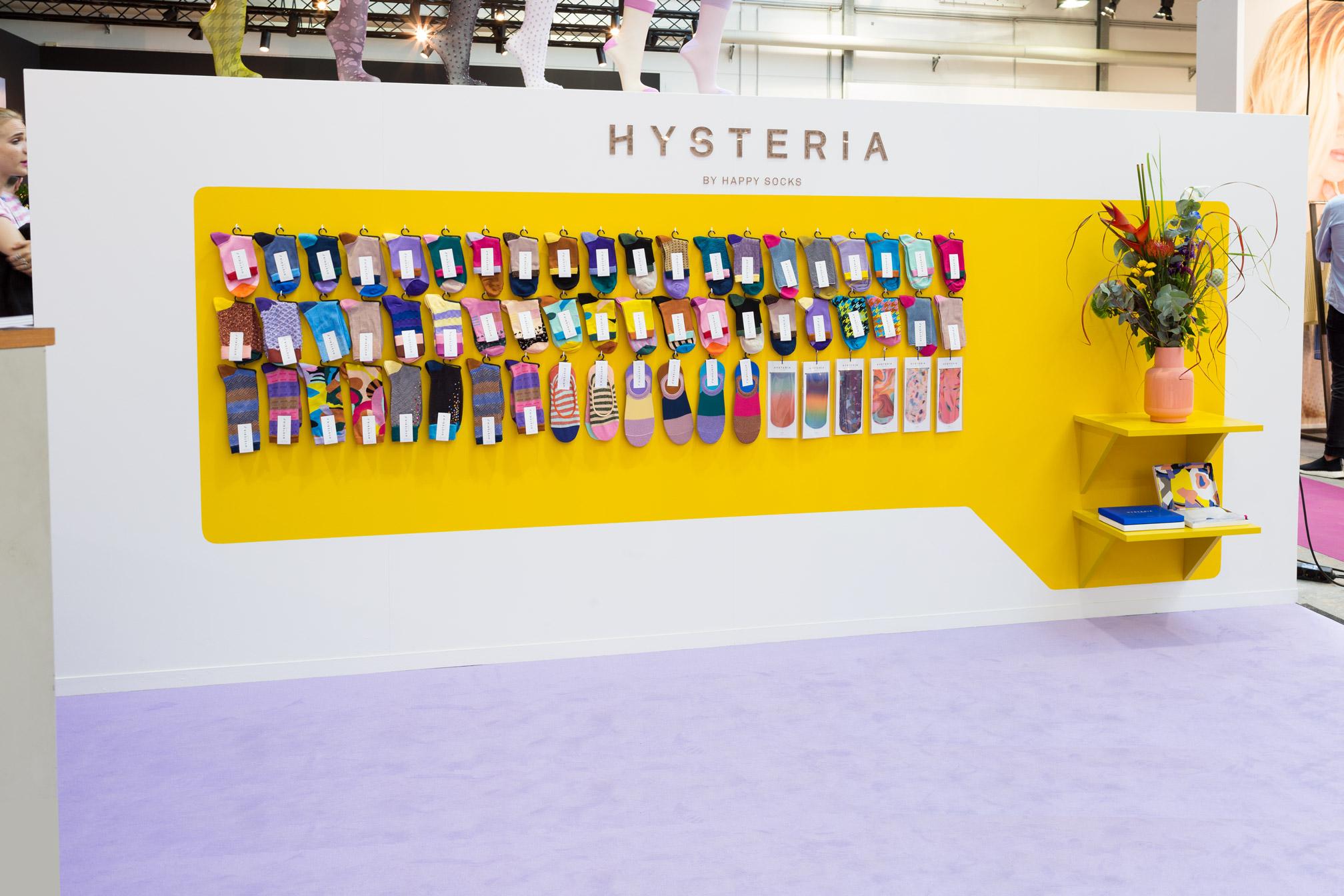 Hysteria, Trade Booth, Premium Berlin, Fashion Week, 2018