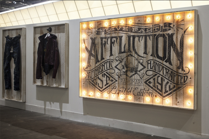 Affliction, Bread & Butter, Berlin, 2014, Fashion Week