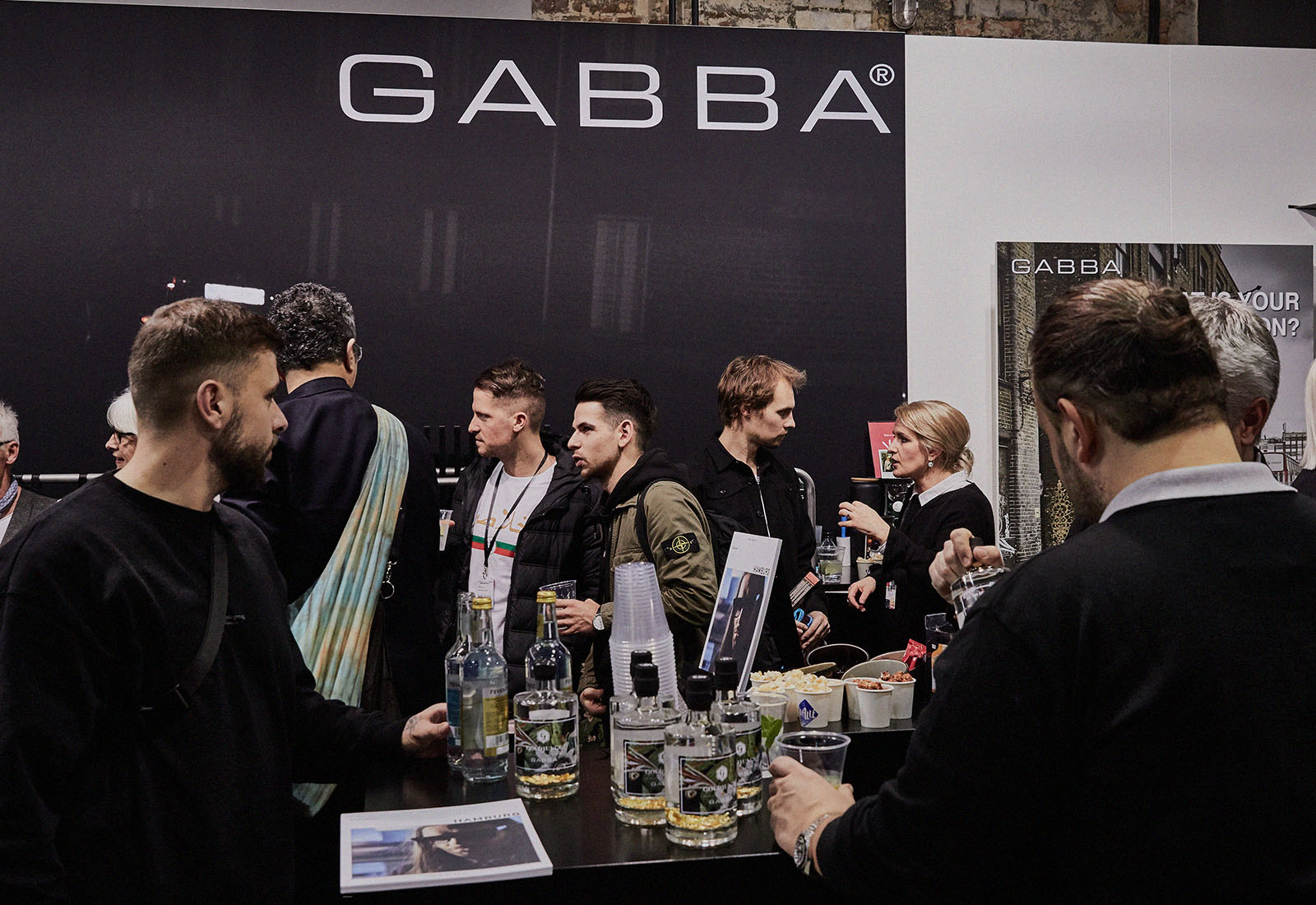 Gabba, Sportswear International, Fashion Week Berlin, 2018, Instinkte, Premium Exhibition